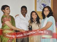 Cambridge foreign language institute Kandevali
