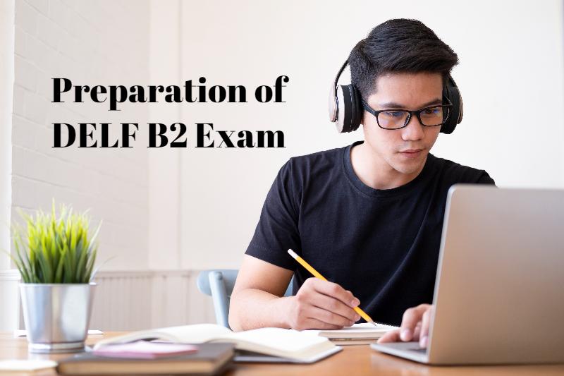 Best Institute for preparation of DELF B2 exam in Mumbai